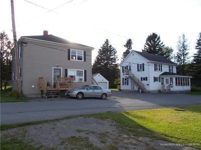 Fort Fairfield Multi Family Home For Sale: 19/21 Richard Street