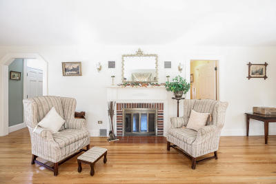 Wells Single Family Home For Sale: 1645 Post Road