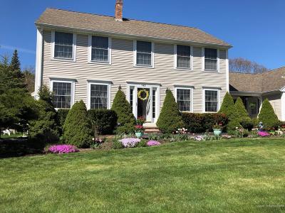 Wells Single Family Home For Sale: 143 Salt Marsh Circle