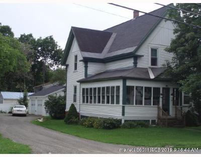 Houlton Single Family Home For Sale: 79 Military Street