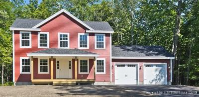 Windham Single Family Home Pending: Lot 2 Dartmouth Place