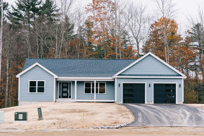 Windham Single Family Home For Sale: Lot 7 Dartmouth Place