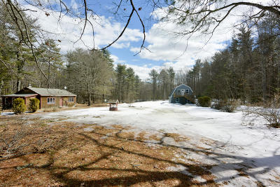Kennebunk Single Family Home For Sale: 243 Cole Road