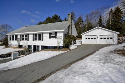 Sullivan Single Family Home For Sale: 2718 Us Hwy 1