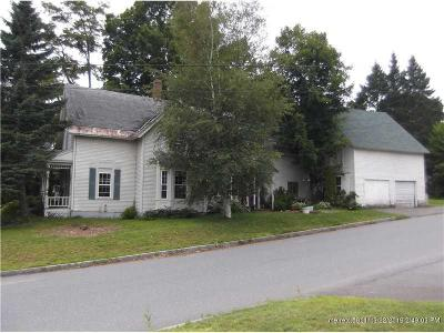 Single Family Home For Sale: 925 West Main Street