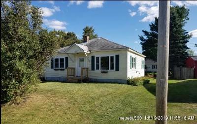 Caribou Single Family Home For Sale: 32 Vesta Drive