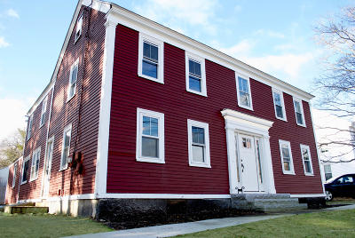 Kennebunk Multi Family Home For Sale: 21-23 Brown Street