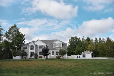 Single Family Home For Sale: 79 Skyline Road