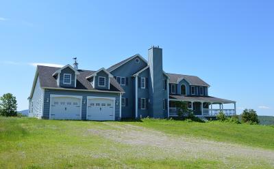 Dedham Single Family Home For Sale: 85 Stooker Mountain Drive