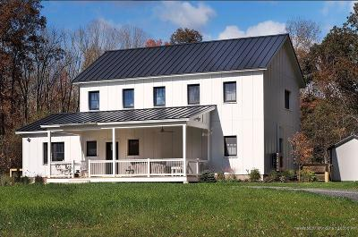 Brunswick Single Family Home For Sale: Lot 9 Rose Douglas Lane