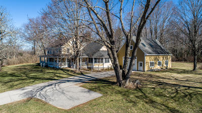 Kennebunk Single Family Home For Sale: 617 Alewive Road