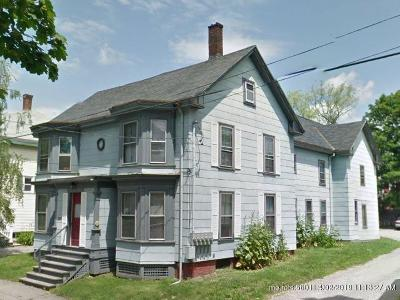 Bangor ME Single Family Home For Sale: $229,000