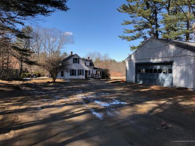 York Single Family Home For Sale: 28 Fernald Avenue