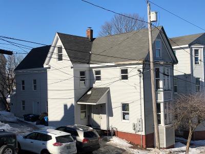 Portland Multi Family Home For Sale: 10 Alder Street