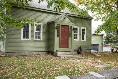 Single Family Home For Sale: 2 Edes Avenue