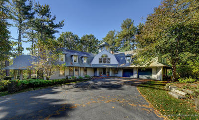 Kennebunk Single Family Home For Sale: 55 Boothby Road