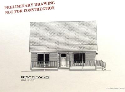 Single Family Home For Sale: M10 L3-3A Halls Bridge Road