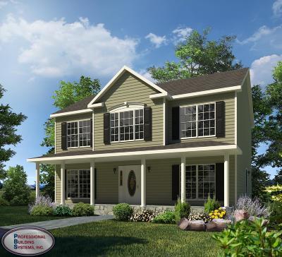 Brunswick Single Family Home For Sale: 1022 River Road