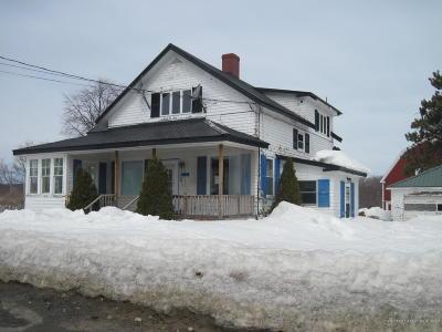 Washburn Single Family Home For Sale: 14 Wilder Street