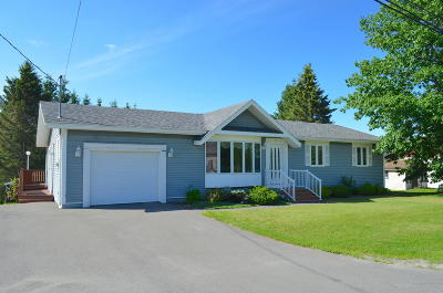 Frenchville Single Family Home For Sale: 42 Us 1 Rt 1