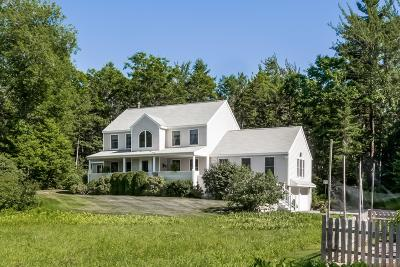 Kennebunkport Single Family Home For Sale: 9 Washington Court
