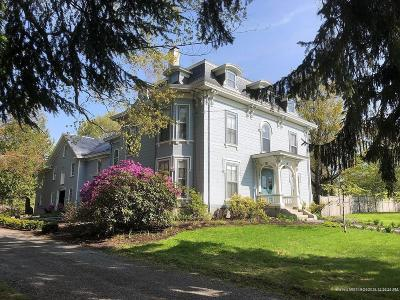 Bangor Single Family Home For Sale: 11 W West Broadway