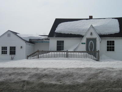 Caribou Single Family Home For Sale: 19 Glendale Road