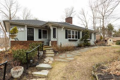 York Single Family Home For Sale: 4 Summit Lane