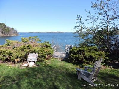 Scarborough, Cape Elizabeth, Falmouth, Yarmouth, Saco, Old Orchard Beach, Kennebunkport, Wells, Arrowsic, Kittery Single Family Home For Sale: 6 Old Mill Road