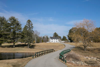 Kennebunkport Multi Family Home For Sale: 20 River Road