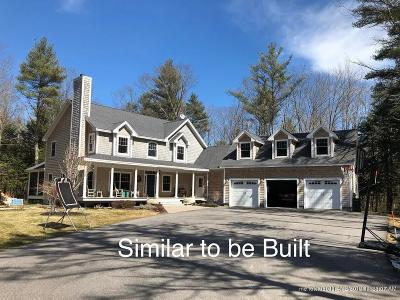Kennebunk Single Family Home For Sale: Lot 00 Serendipity Way