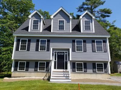 York Single Family Home For Sale: 8 Ocean Breeze #2