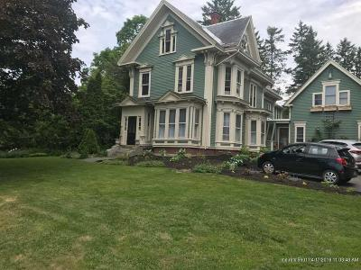 Bangor ME Single Family Home For Sale: $420,000