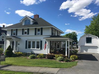 Presque Isle Single Family Home For Sale: 229 State Street