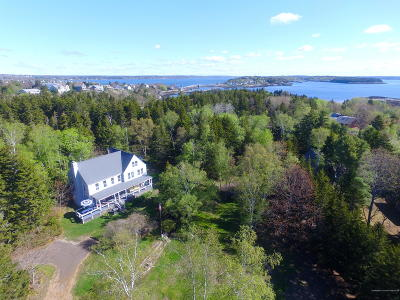 Single Family Home For Sale: 51 Cedar Beach Road
