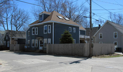 South Portland ME Multi Family Home For Sale: $499,900