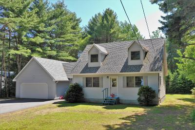 Lincoln Single Family Home For Sale: 397 Transalpine Road