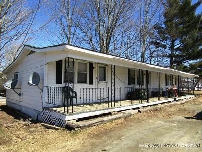 Multi Family Home For Sale: 272 Main Street