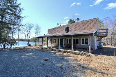 Single Family Home For Sale: 20 Middle Pond Road