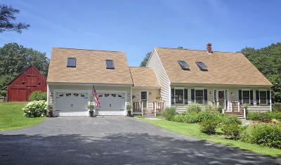 Kennebunk Single Family Home For Sale: 286 Cole Road