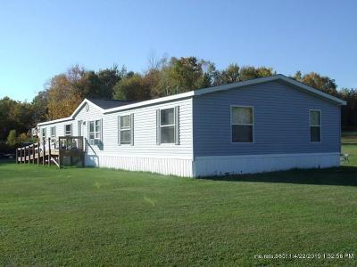 Mobile Home For Sale: 353 Rebel Hill Road