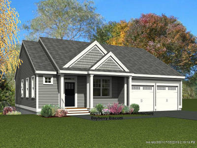 Portland ME Single Family Home For Sale: $509,900