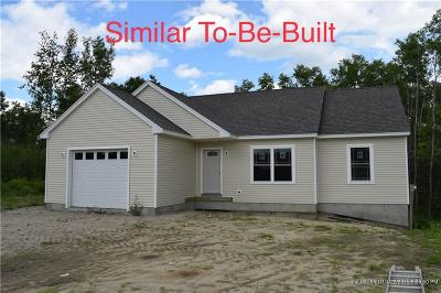 Windham Single Family Home For Sale: Lot 4 Meredith