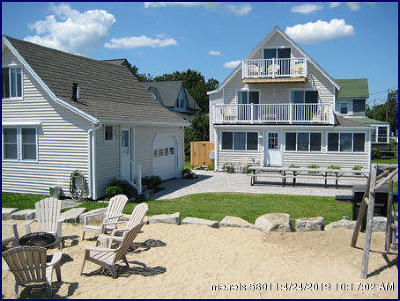 Saco Single Family Home For Sale: 39 Lower Beach Road