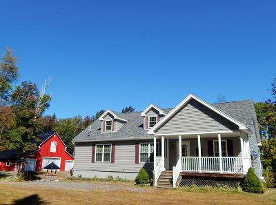 Single Family Home For Sale: 63 Gray Hill Road
