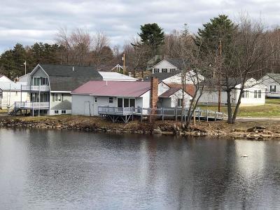 Lincoln Multi Family Home For Sale: 4 & 6 Mattanawcook Street