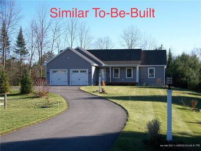 Windham Single Family Home For Sale: Lot 12 Meredith Drive