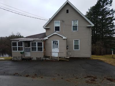 Island Falls Single Family Home For Sale: 13 River Street