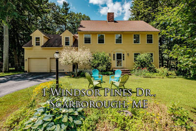 Scarborough Single Family Home For Sale: 1 Windsor Pines Drive