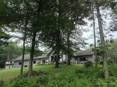 Single Family Home For Sale: 239 Durham Bridge Road